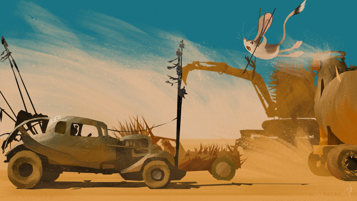 Jerboa Road, personal work