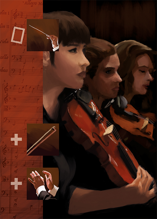 Viola (The Orchestra), commissioned by HenMar Games